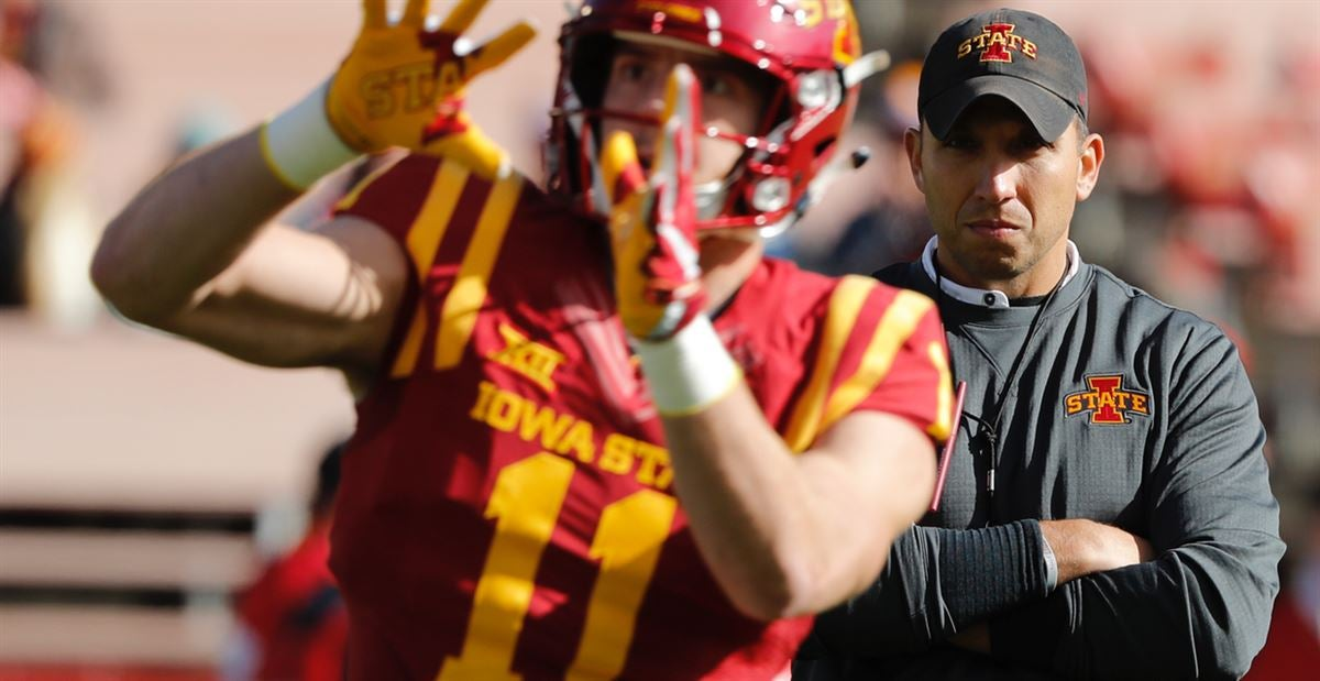 Iowa State's tight end unit is on a familiar path to usage