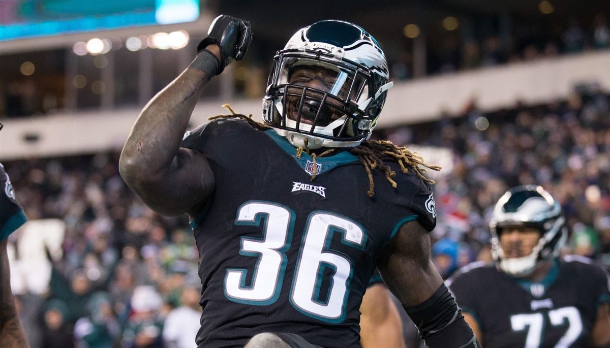 huge selection of 209e3 82b7b Jay Ajayi, Ronald Darby have new jersey numbers