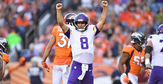 Vikings vs. Broncos: Highlights from preseason Week 1