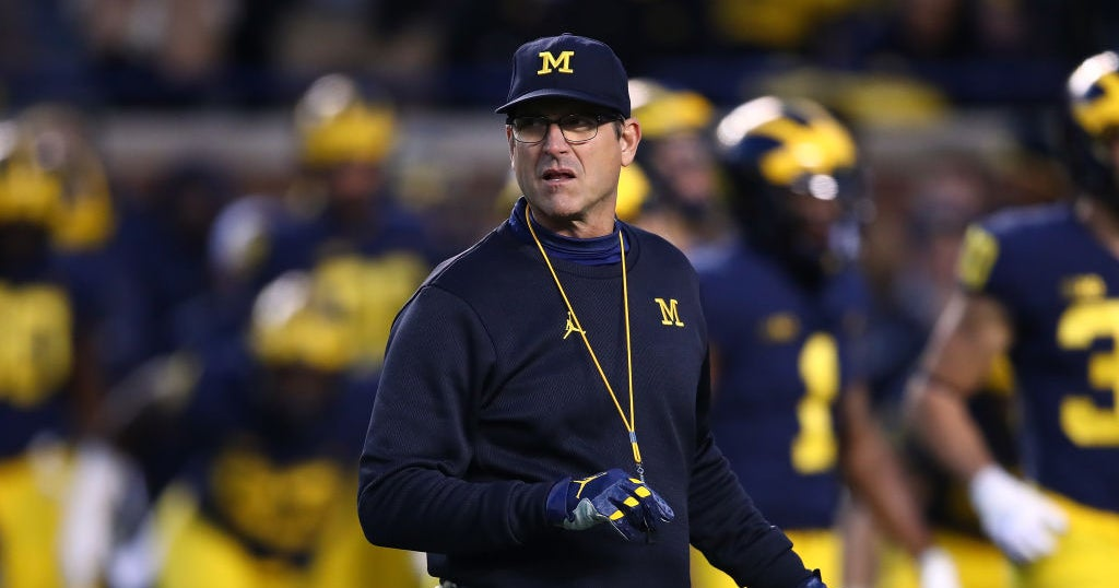 Jim Harbaugh opens up about 2019 on College GameDay