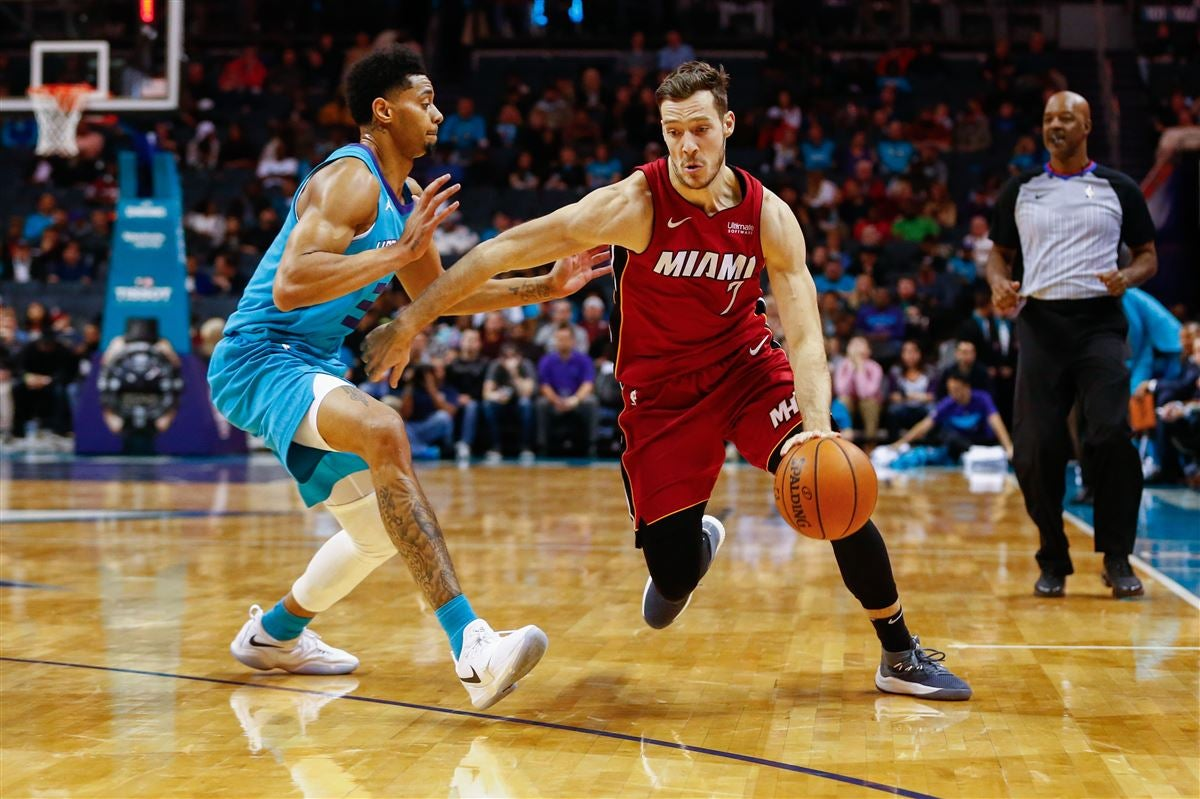 21c597531 Goran Dragic named as All-Star replacement for Kevin Love