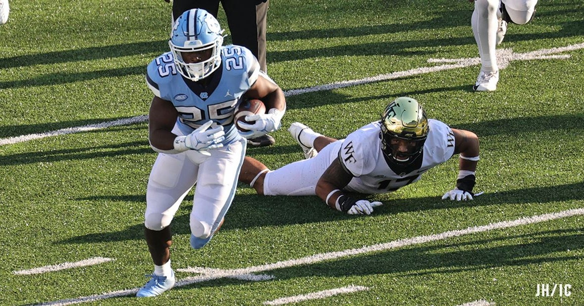 Ground War on Tap for UNC-Notre Dame