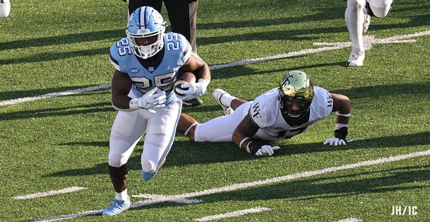 UNC's Javonte Williams Named PFF ACC Player of the Year
