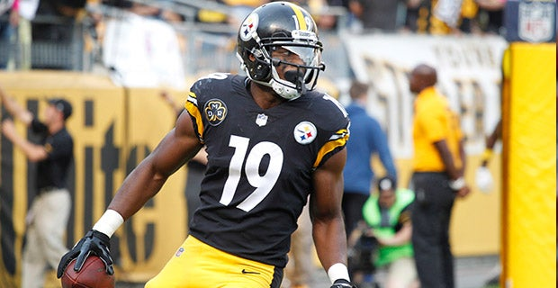 43a1579abee JuJu Smith-Schuster fires back at critics of video game passion
