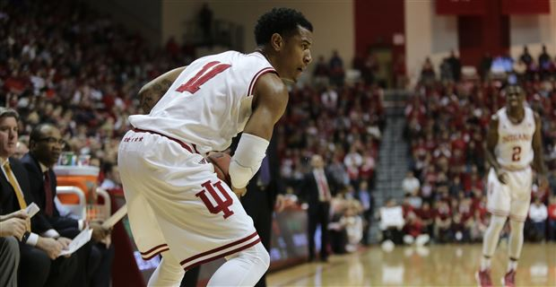 Indiana hangs on for 78-68 win over Illinois
