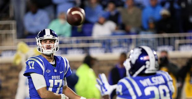Duke Set To Open Spring Practice To Start 2017 Season
