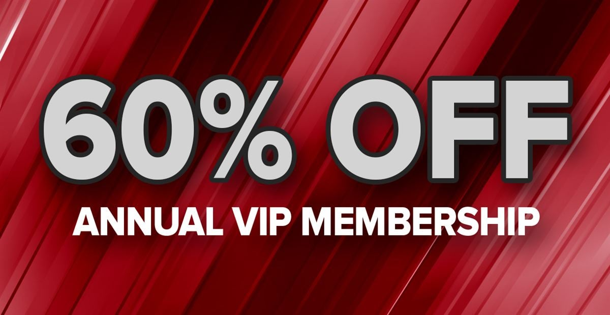WEEKEND VIP SPECIAL: 60% of BamaOnLine
