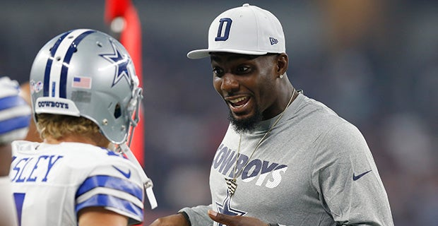 Dez Bryant Trashes Tim Tebow S Take On Paying College Athletes