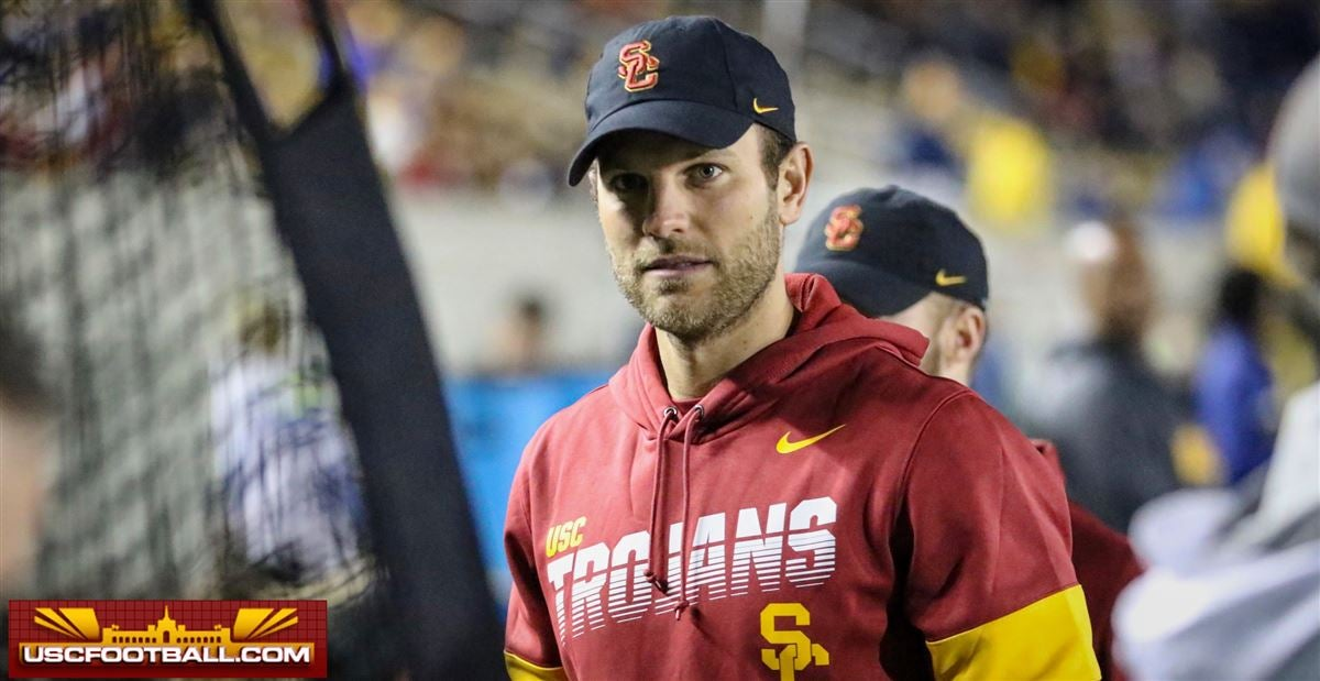 Report: Eagles interviewing USC's Graham Harrell for OC position
