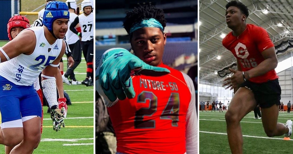 Power rankings for top remaining Ohio State 2021 targets