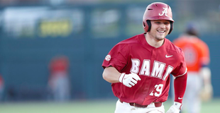 Alabama baseball claims series vs. Auburn with another walk-off win