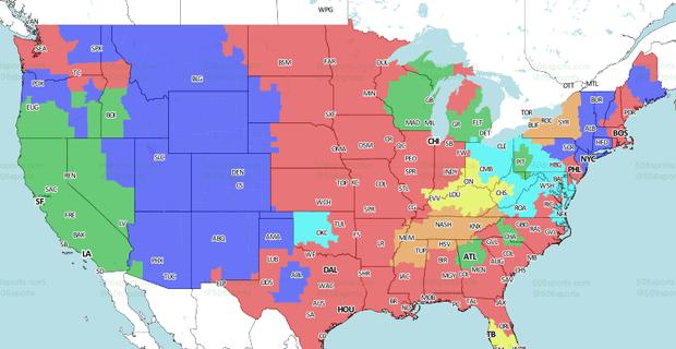Kansas City Chiefs vs. Jacksonville Jaguars: Coverage map on map history, map sam houston state university, map nfl, map university of phoenix stadium,