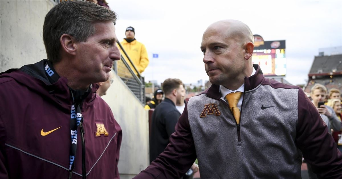 Minnesota Golden Gophers College Football, College Basketball and Recruiting on 247Sports - cover