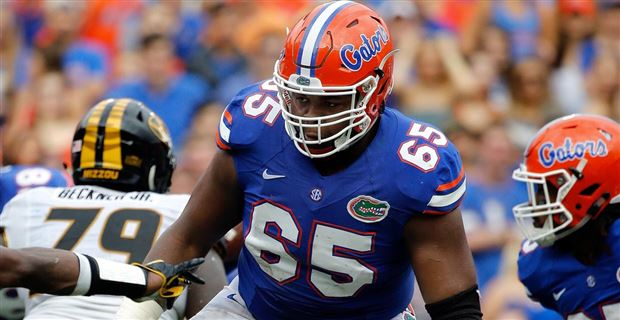 UF's O-line needs to develop an aggressive mentality