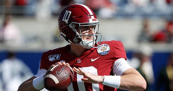 Mac Jones opens up on quarterback room with Bryce Young