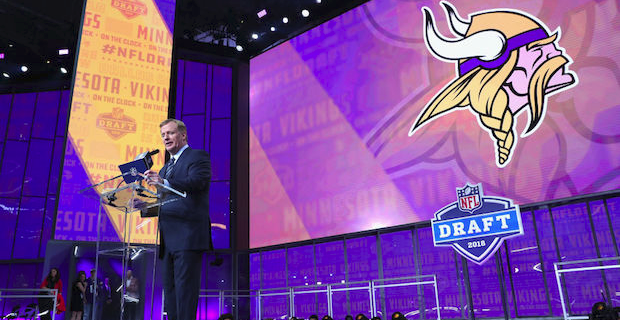 Re-picking the Vikings perfect 2018 NFL Draft