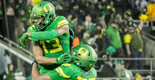 Oregon Duck Football S Game By Game Espn Fpi Predictions