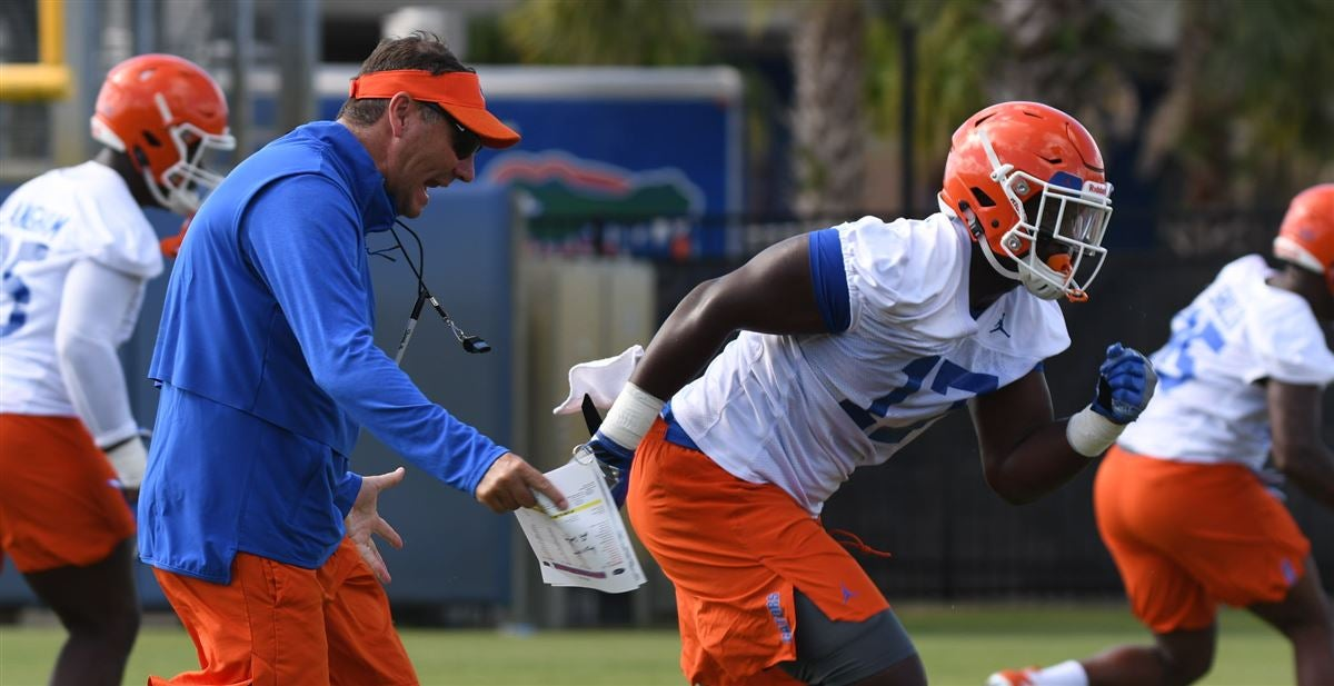 Look: Photos from Day 2 of Fall Practice