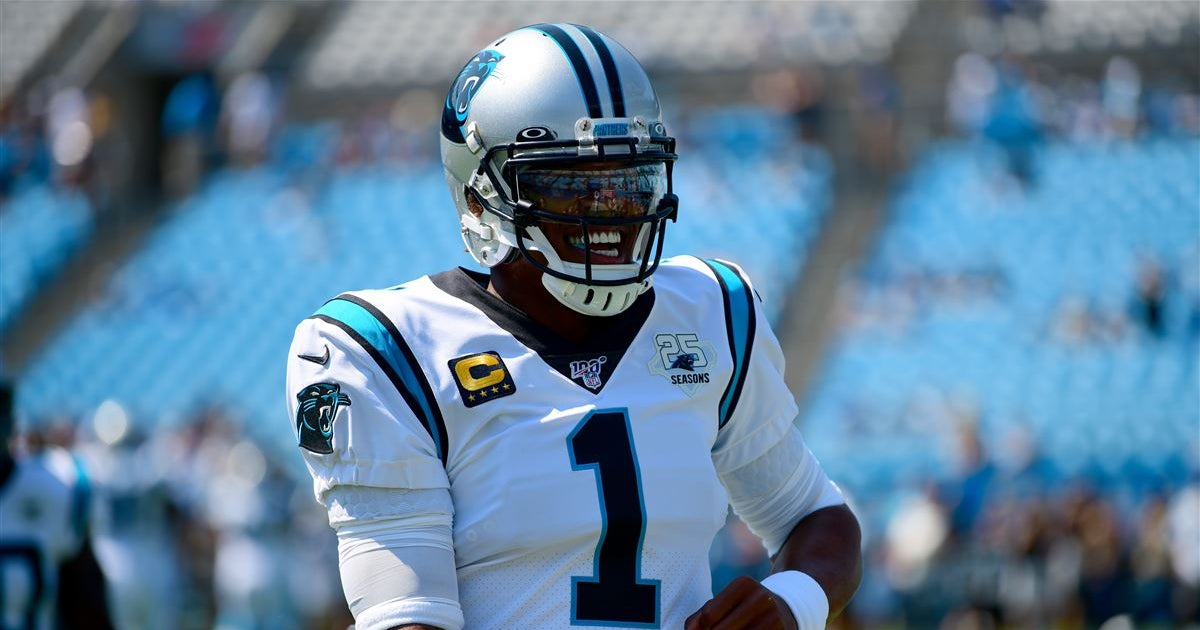 Report: QB Cam Newton to return to Panthers practice after bye
