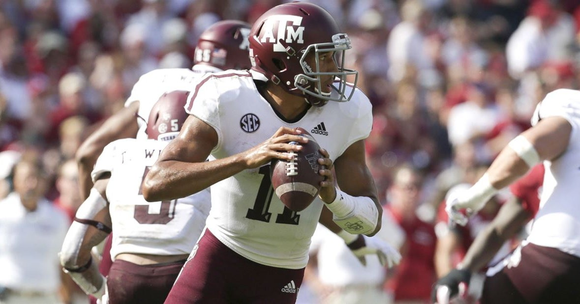 How Texas A&M's offense matches up with Auburn's defense