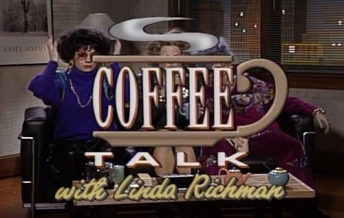 OT - Coffee Talk