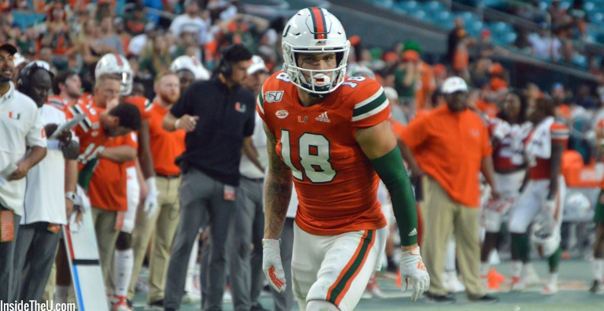 VIDEO: Tate Martell with one-handed catch, nearly scores TD