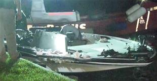Angler Killed in Lake Conroe Bass Boat Crash