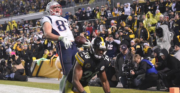 Image result for gronk steelers