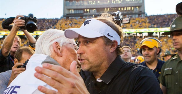 WVU football  Mountaineers happy to be back 09216382f40