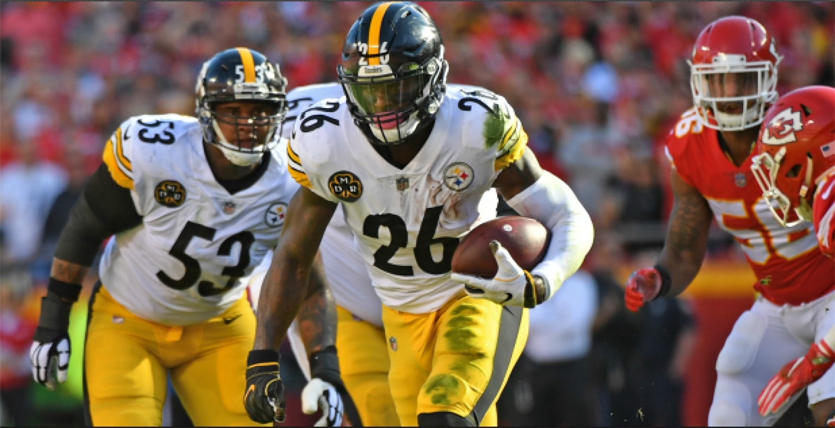 Maurkice Pouncey Lobbies For Le Veon Bell To Get His Contract