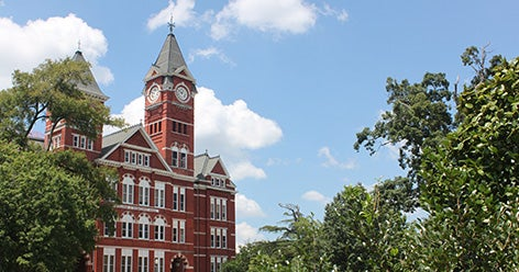 Auburn ranks No. 1 for happiest students in the nation