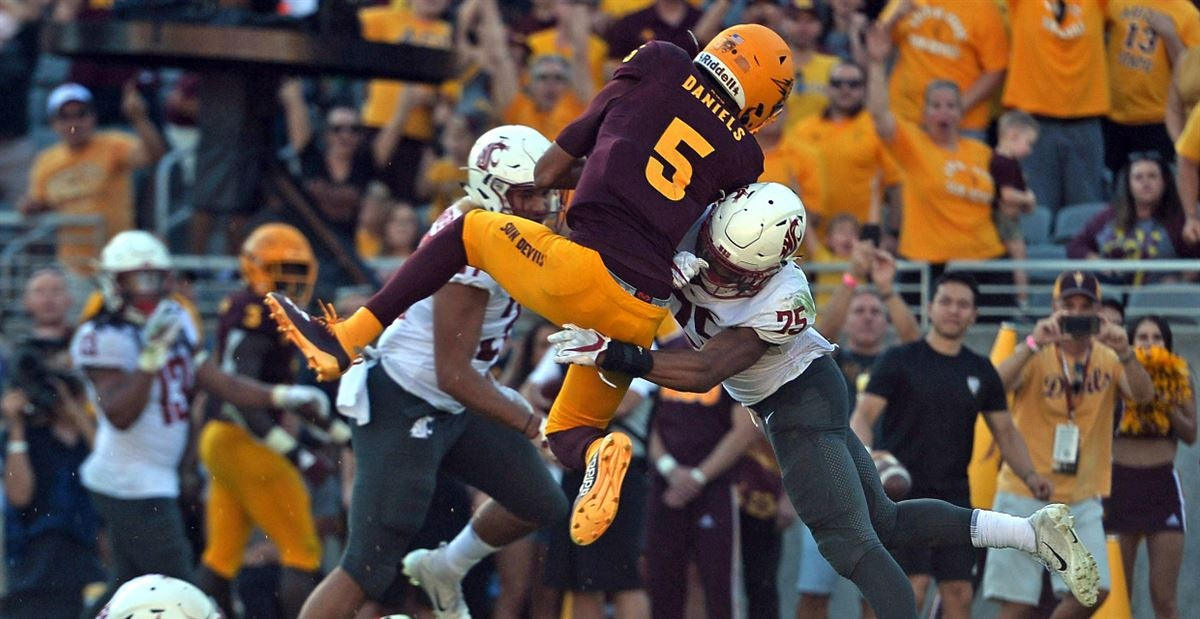 ESPN FPI predicts each remaining game on ASU's schedule