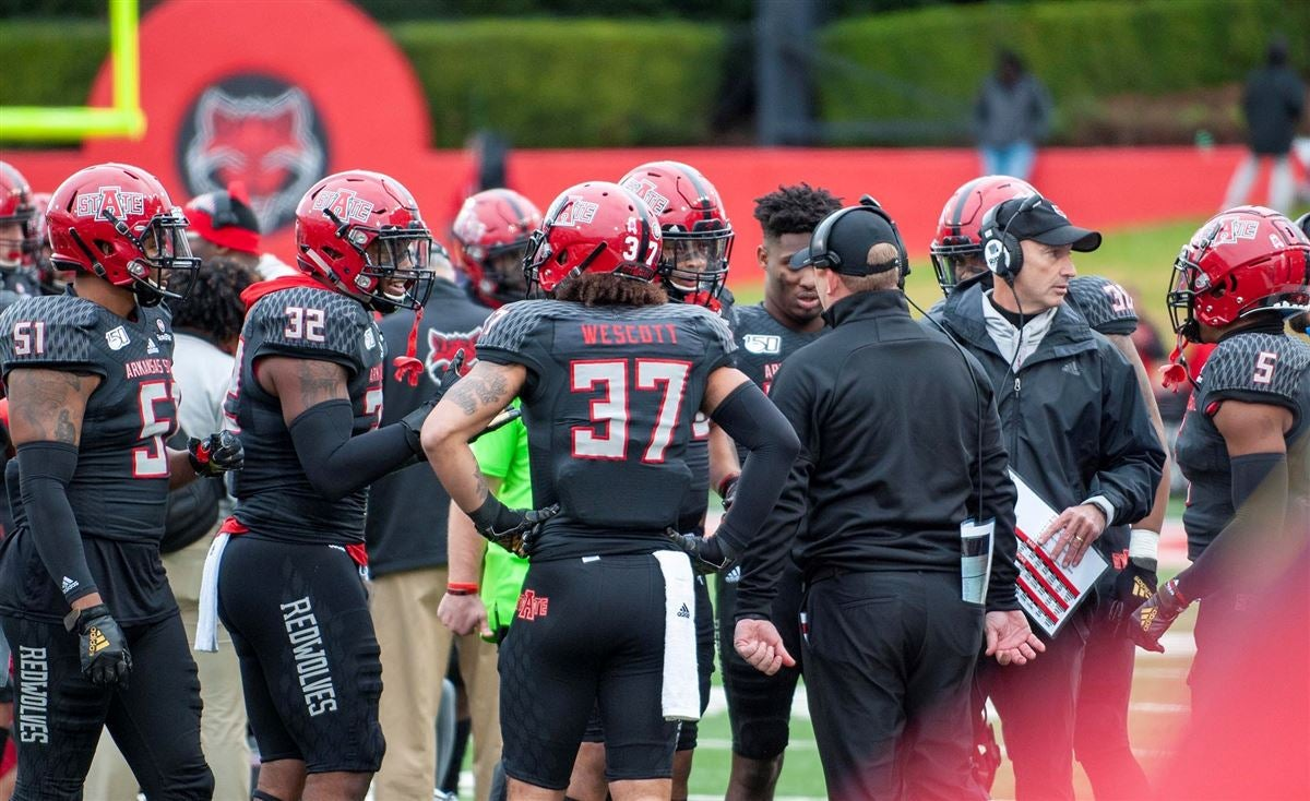 Bowl No. 9: Red Wolves head to Camellia to face FIU