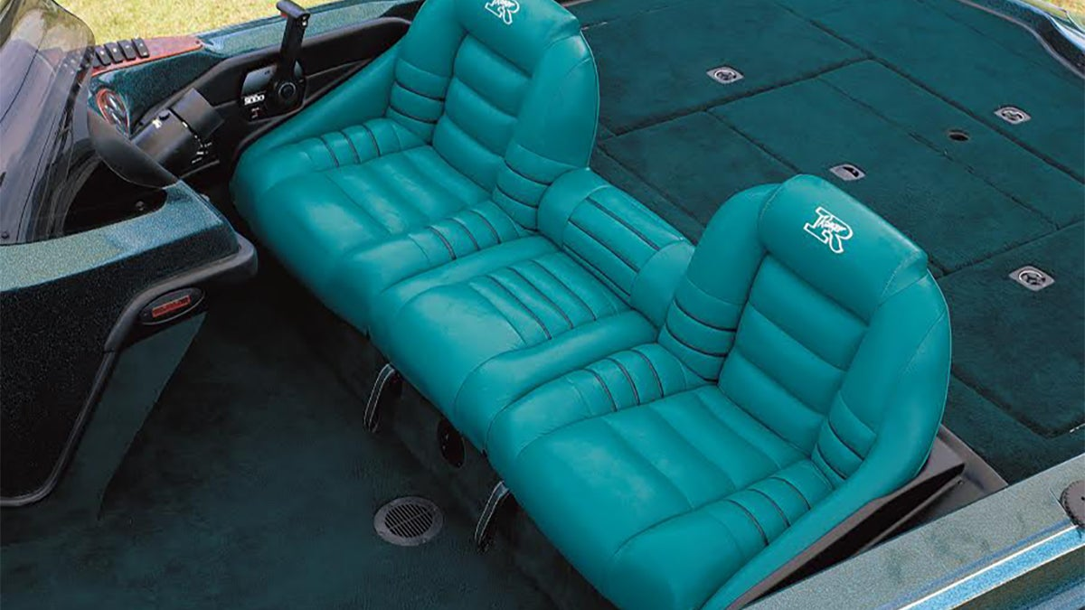 A Look at the New Ranger Seat Design