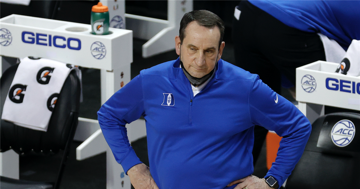 Report: Mike Krzyzewski devastated after abrupt end to season - 247Sports