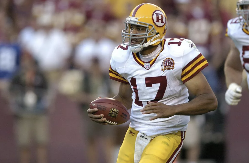 best authentic 2100f 7dc89 Ranking the best Redskins best uniform combinations