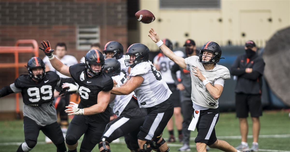 Reviewing Week One of Oregon State's Fall Camp: Offense