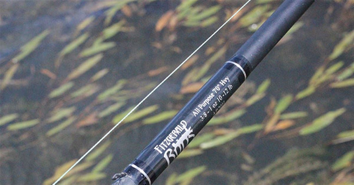 Fitzgerald All Purpose Casting Rod Review