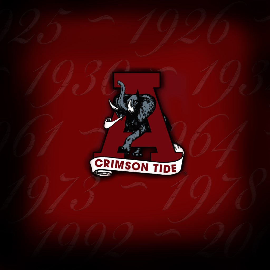 Click for New Alabama wallpaper