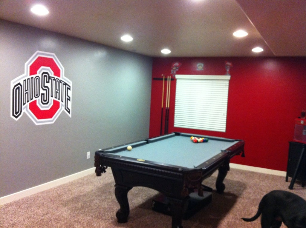 Ohio state bedroom paint ideas diary of richard jona for Ohio state bedroom paint ideas
