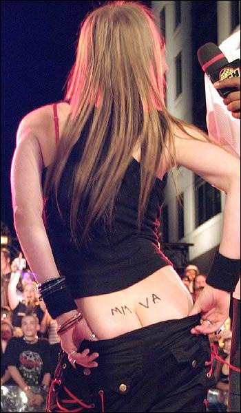 Avril Lavigne sex pic
