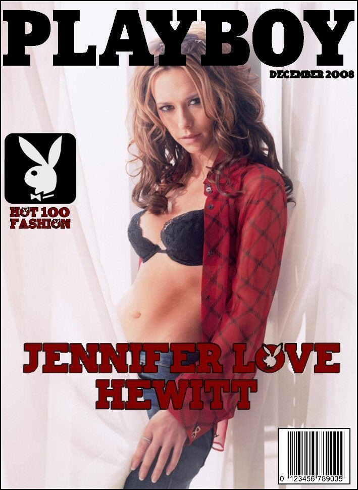 jennifer love playboy nud