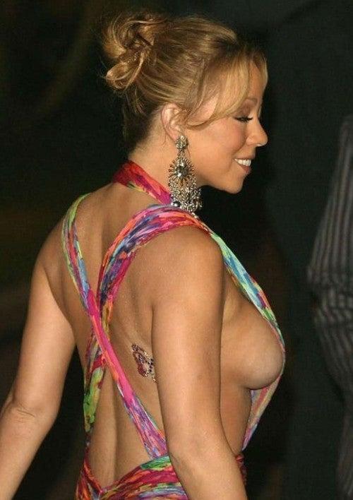 Hot or Not: Mariah Car... Mariah Carey Hero