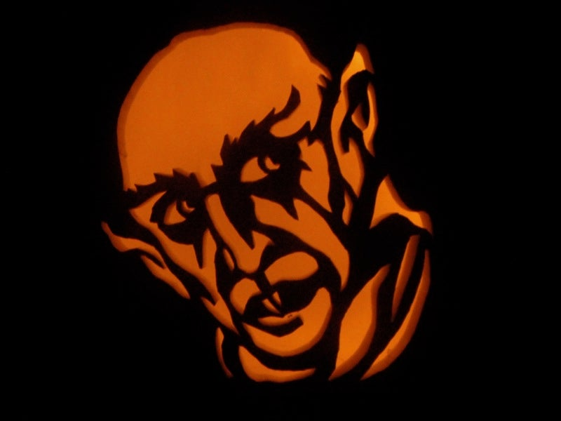 Msu pumpkin stencils