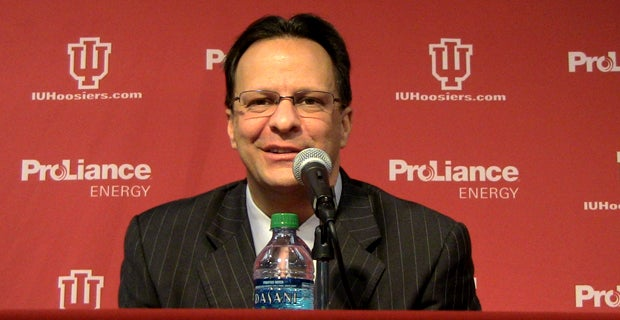 ... basketball coach Tom Crean had to say following Indiana s 73-72 win  over Kentucky. Indiana moves to 9-0 for the first time since the 1989-90  season. 458497915