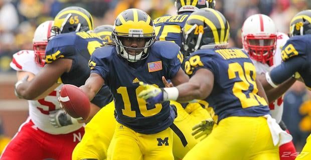 Michigan Football All-Decade team: Offense