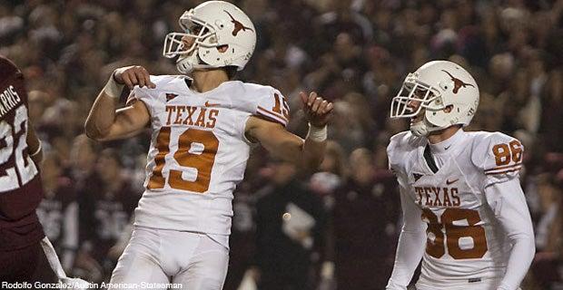 Justin Tucker Texas Kicker