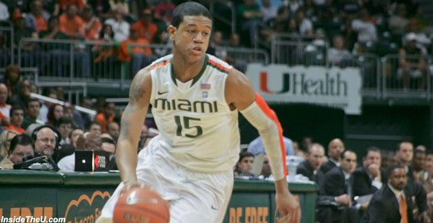 Brown's Career Game Lifts UM, 62-49