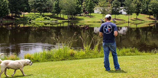 5 bank fishing tips you need to know for Pond fishing tips