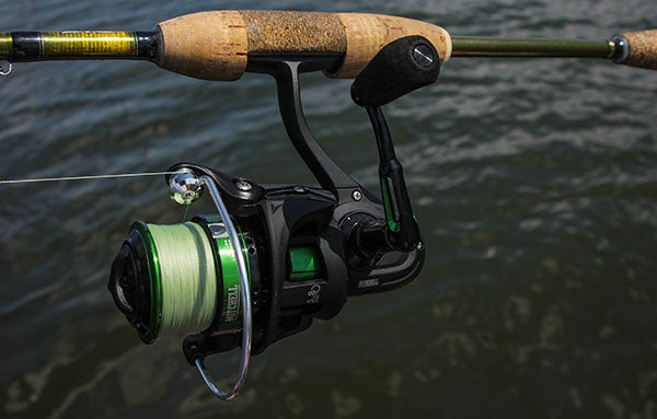 Mitchell 300 pro spinning reel review for Bass pro fishing reels